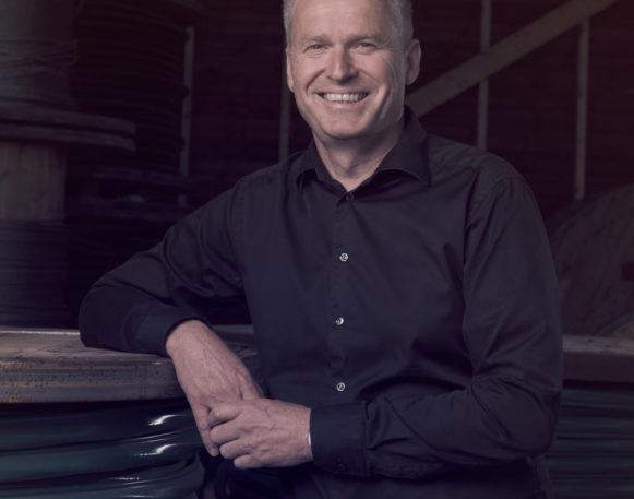 Bilde av direktør Ivar Müller Often i NØK