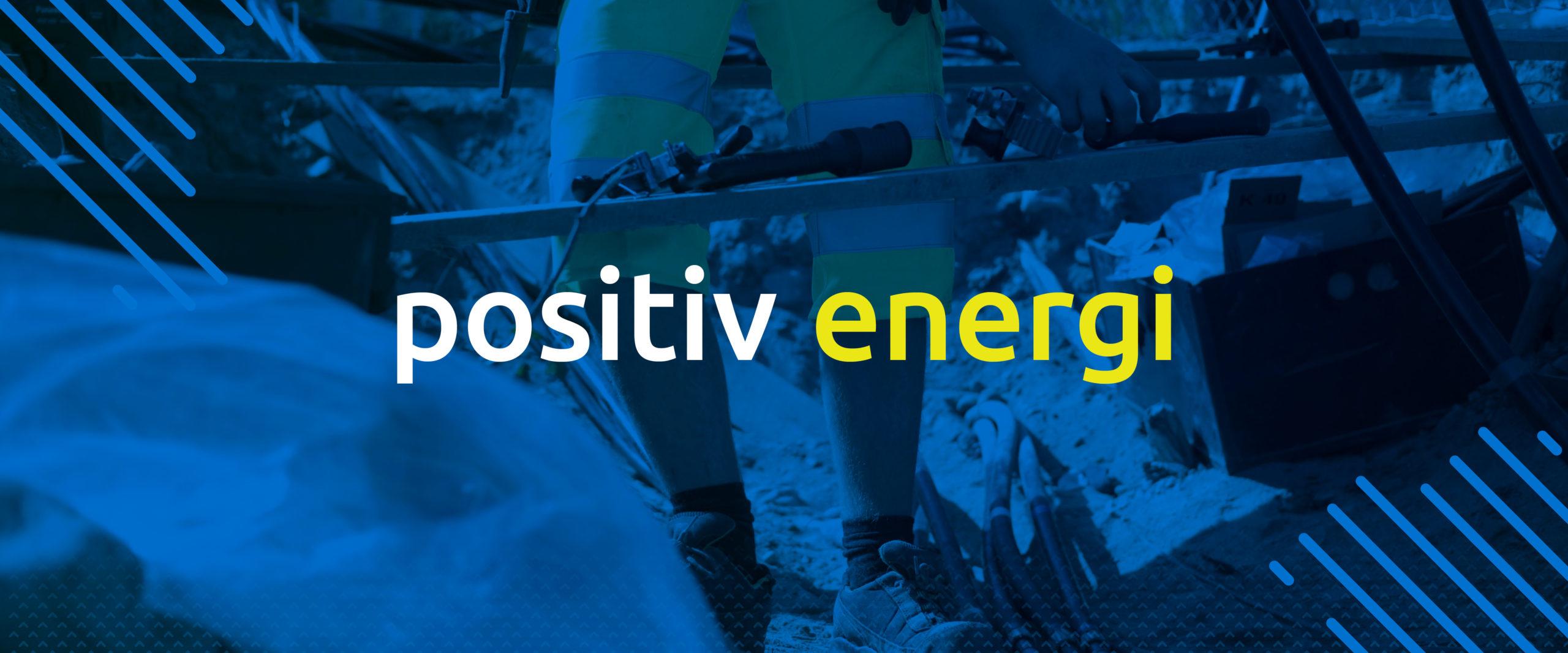 """""""Positiv energi"""" er slagordet til NØK"""
